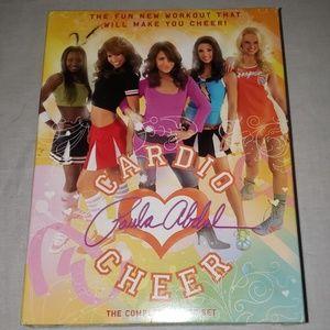 Cardio Cheer Paula Abdul 5 disc